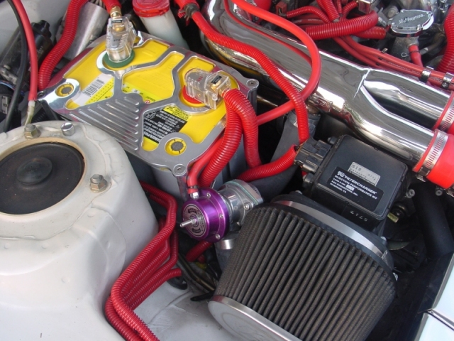 Optima YellowTop Battery and Monster Gold Battery Terminals