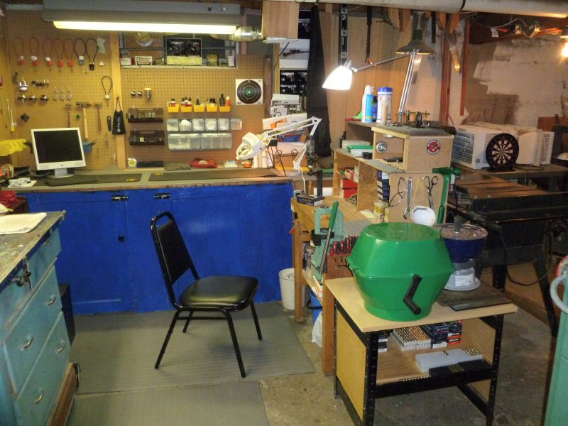 Show us a picture of your reloading bench - Page 72 - THR